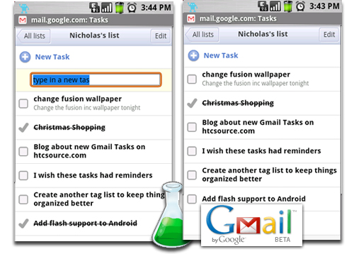 Google Tasks Android - фото 4