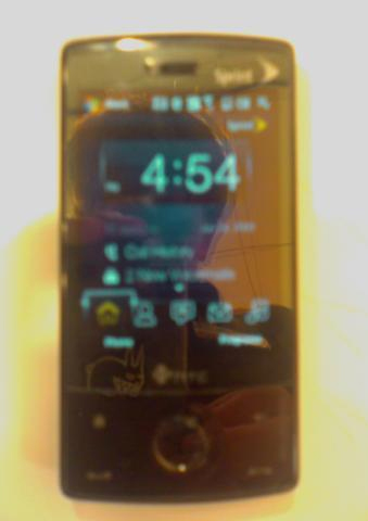 Sprint HTC Touch Diamond Pictures