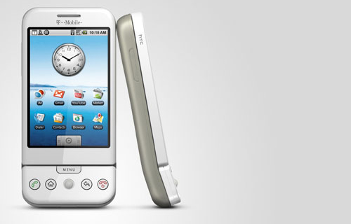 HTC T-mobile G1 Specs