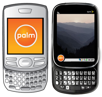 HTC made Palm Nova handset
