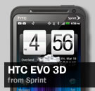 HTC EVO 3D deals