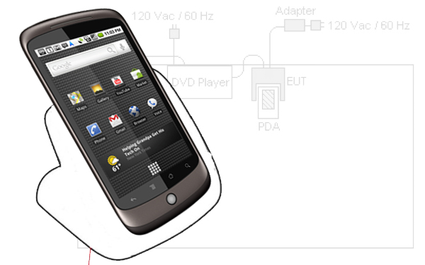 Nexus One dock gets handled, features Bluetooth Docking