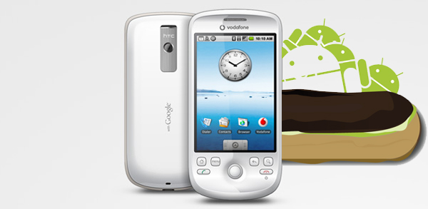 htc magic android 2