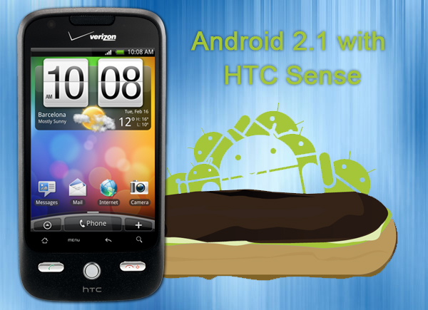 HTC Droid the android 2.1