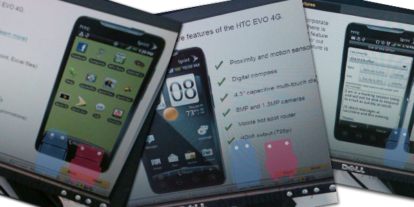 Sprint rolls out HTC EVO 4G training to employees