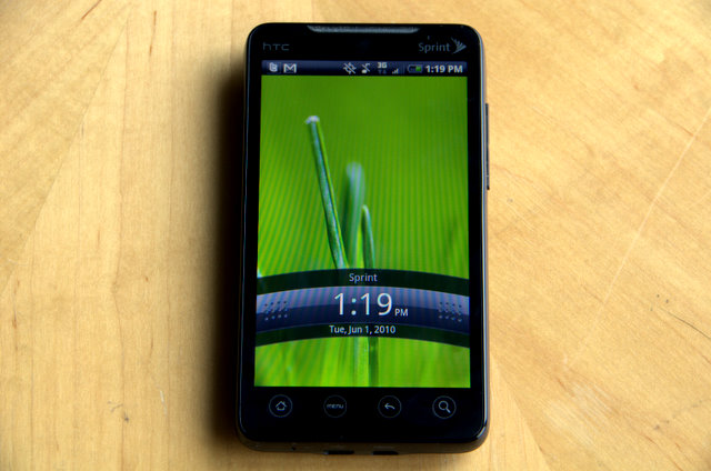 Sprint HTC EVO 4G review: the untamable monster