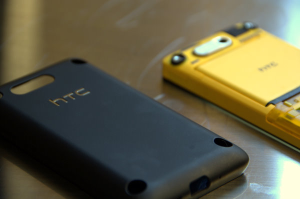 At&t HTC Aria review