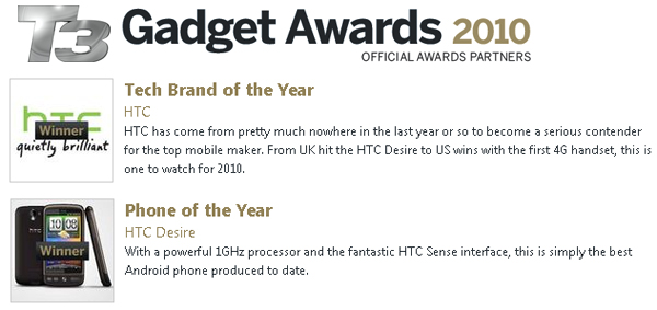 HTC_wins_t3_award