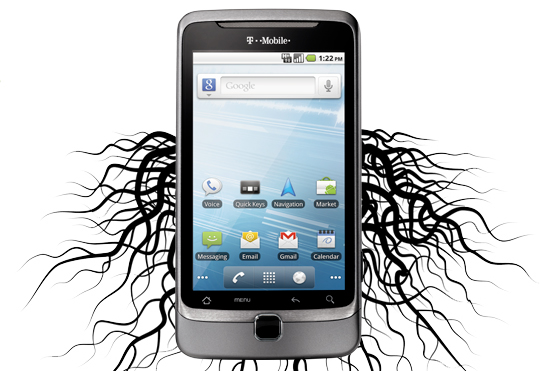 HTC T-Mobile G2 root access