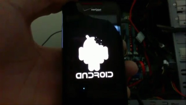A stable build of Android 2.3 gets ported to the DROID Incredible