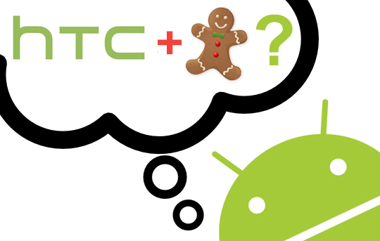 "HTC confirms Android 2.3 will be coming to ""some phones"""