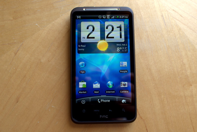 Video: Unboxing and first hands-on impressions of the HTC Inspire 4G from AT&T