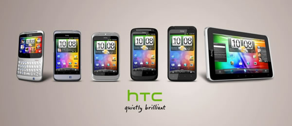 HTC unveils six new devices (including a their first tablet) at Mobile World Congress