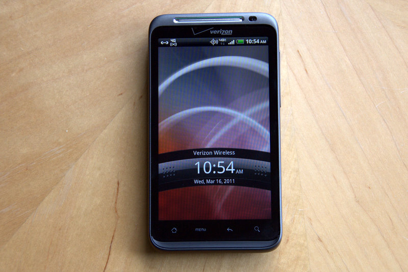 HTC Thunderbolt details and first hands-on impressions