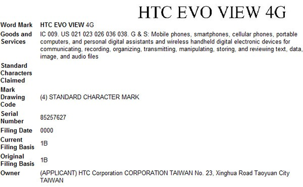 HTC_EVO_View_4G_trademark