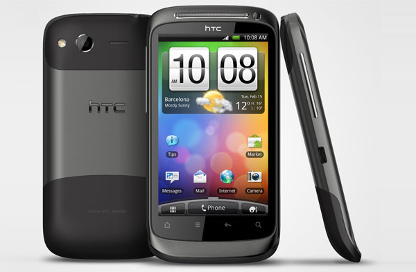 HTC Desire S ROM leak hits the web