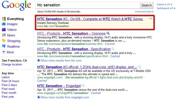 HTC Sensation Release date Leaked!