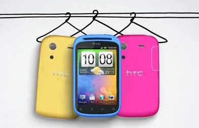 Images of the HTC Pico!