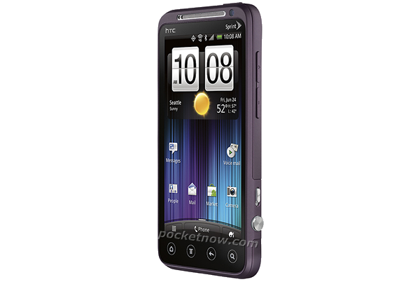 Htc Purple Phone Purple Htc Evo 3d Coming to a