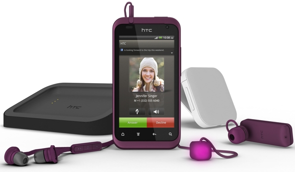 Verizon announces the HTC Rhyme, available September 29 for $199