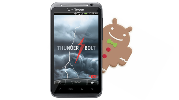 Verizon HTC Thunderbolt OTA update features detailed, new UI imminent