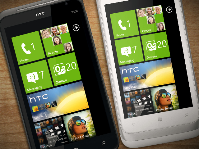 HTC Titan and Radar get their public video debut – again