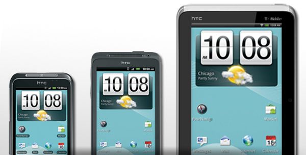 Official: HTC Hero S, HTC Wildfire S, HTC Flyer landing on U.S. Cellular next month