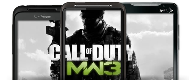 Get a free HTC phone at Best Buy when you purchase Call of Duty MW3