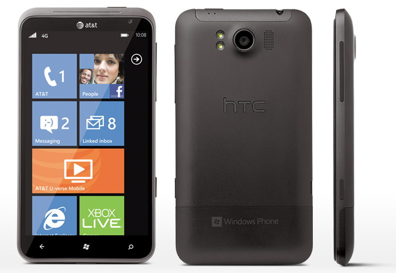 HTC Titan now available from AT&T for $199