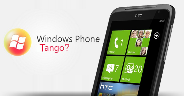 HTC Radiant to be the world's first Windows Phone with 4G LTE?