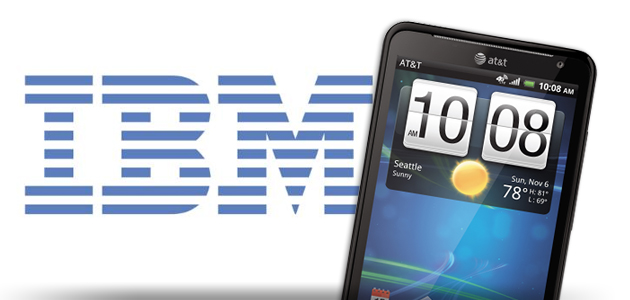 HTC partners with IBM to gain a momentum in the enterprise market