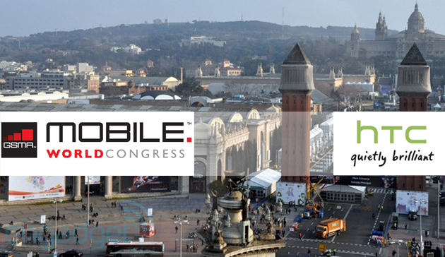 HTC to kick-off Mobile World Congress with a February 26 press event