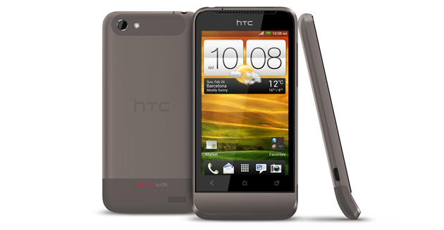 HTC One V announced – the mid-range smartphone for the masses