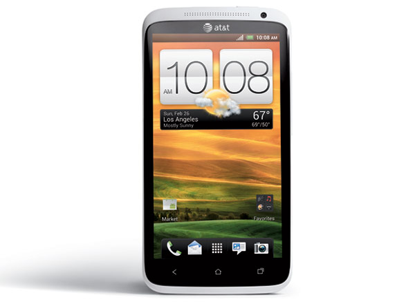Official HTC One X specifications and pictures