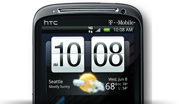 HTC Sensation 4G available for FREE from Best Buy
