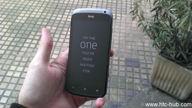 HTC One S unboxing with hands-on video and pictures