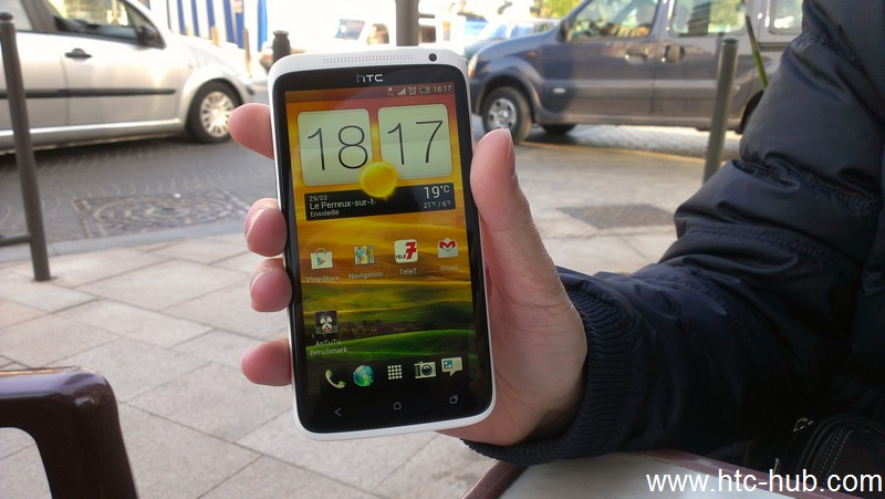 Video unboxing of the HTC One X