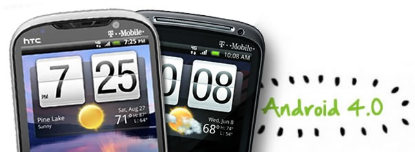 HTC Sensation, Amaze 4G Android 4.0 update scheduled for June 16