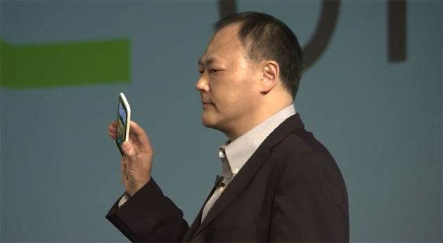 """HTC CEO expects """"difficult"""" recovery in U.S. market"""