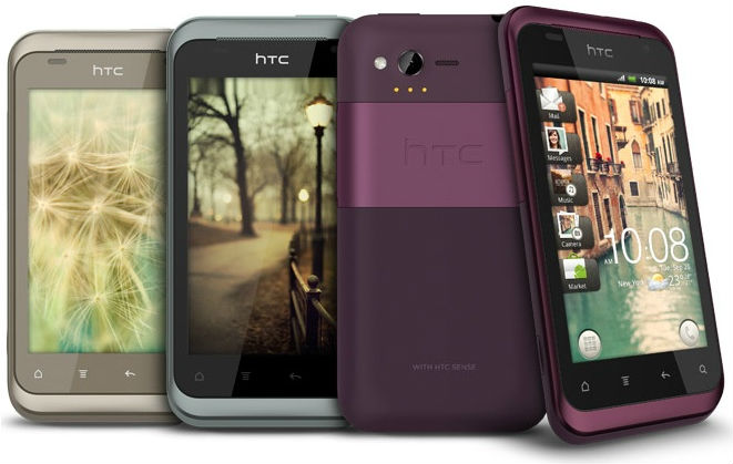 HTC manager discusses reasons behind handset color choices