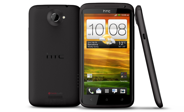 Gray HTC One X now available for $129.99