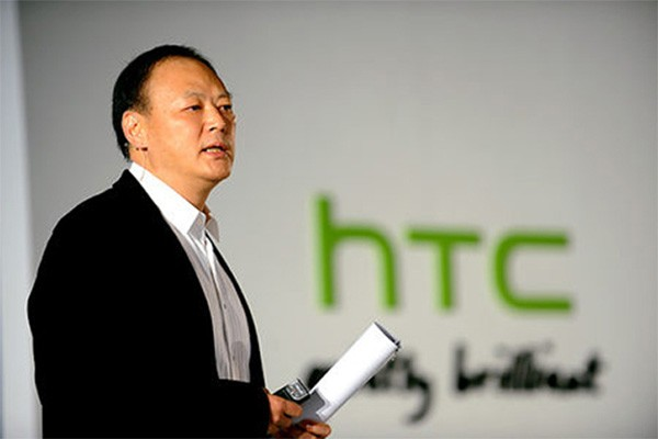 HTC CEO Peter Chou to carry Olympic torch in July