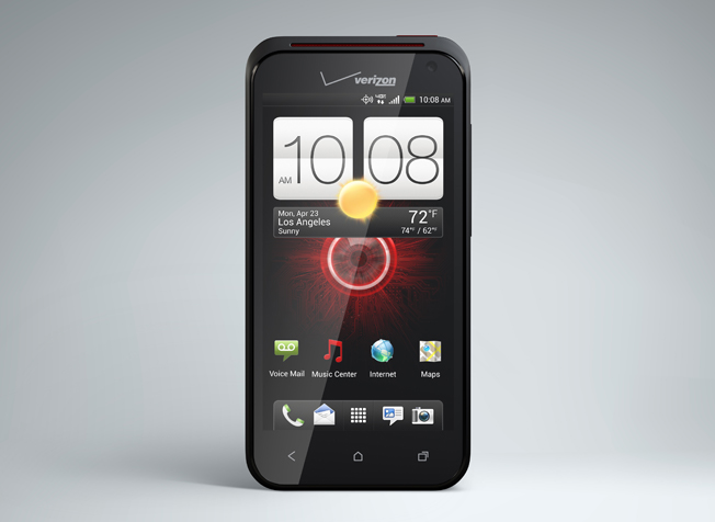 Phone Review: HTC Droid Incredible 4G LTE