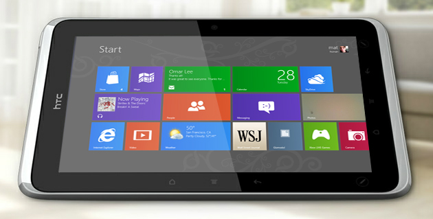 HTC denied access by Microsoft to develop Windows RT tablets