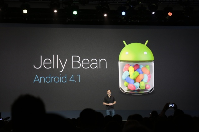 Android 4.1 Jelly Bean is now official!