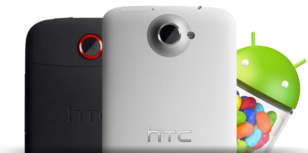 Official: HTC One X and HTC One S Android 4.1 update to start in October