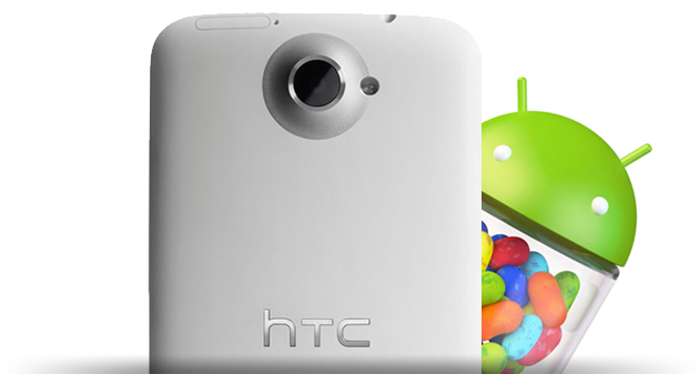 HTC One X starting to get Android 4.1 Jelly Bean