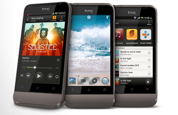 Cricket Wireless to carry the HTC One V starting in September