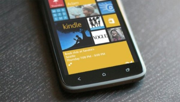 Windows Phone 8 packed full of new features