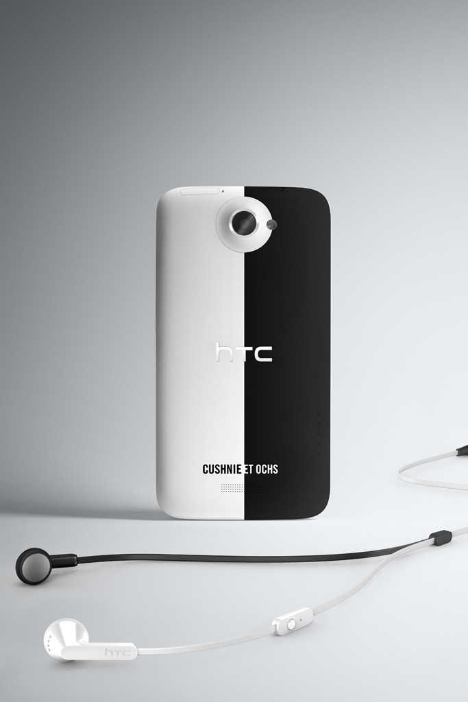 The HTC One X gets a fashion makeover